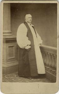 John Strachan, circa 1855 - Courtesy of the Toronto Public Library